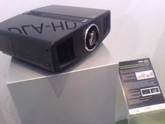 JVCs neuer 1080p-Beamer: D-ILA 100