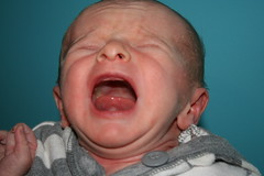 Crying Baby Shot