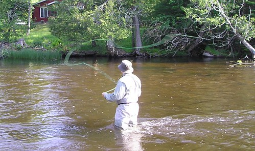 Casting on the AuSable