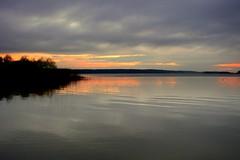 stillness by water