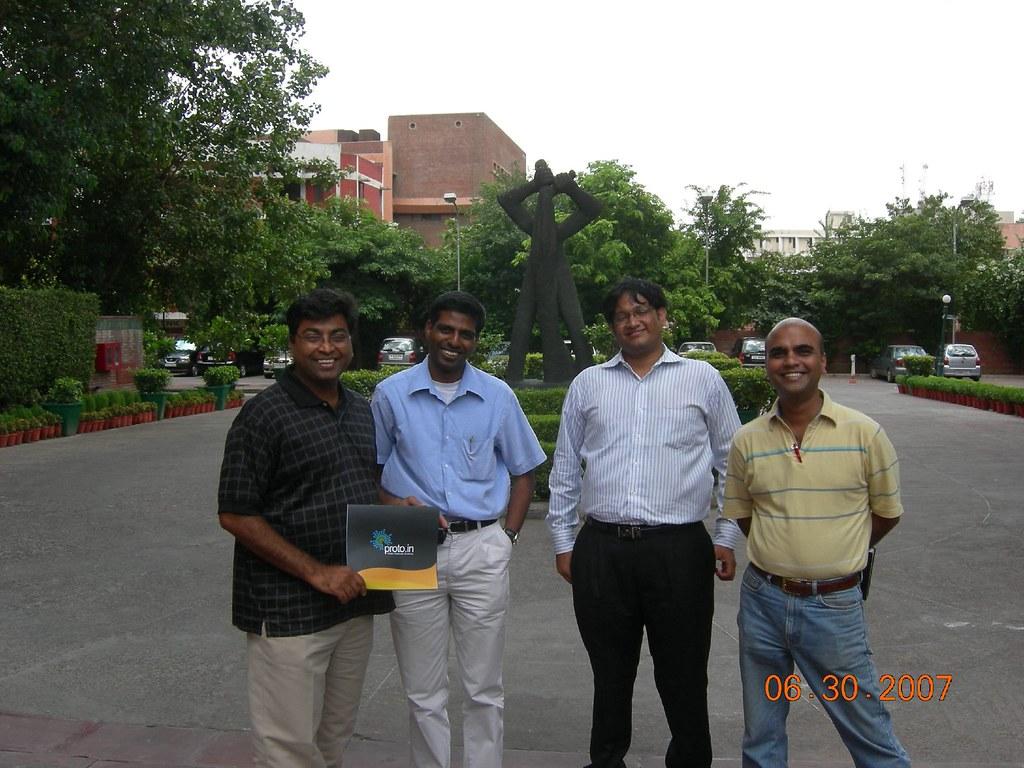 Proto Roadshow delhi