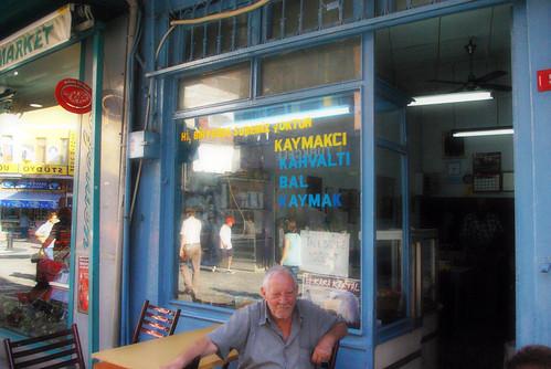 Pando breakfast, Kaymakcı Pando,  Besiktas Istanbul, pentax k10d