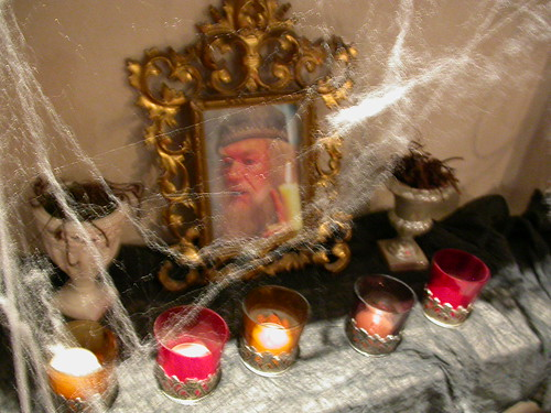 Altar to Dumbledor