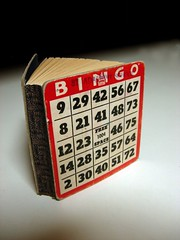 And Bingo... by klynslis on Flickr