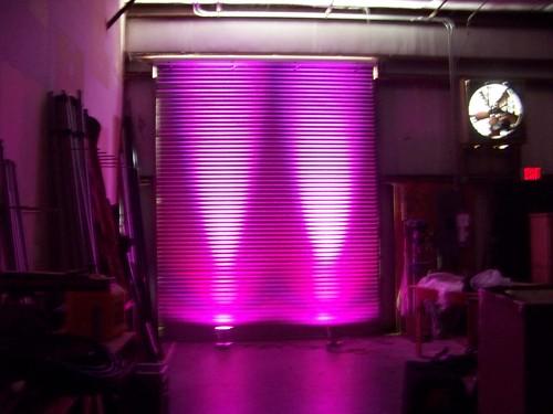 Led Multicolored Light Fixture Rental