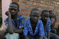 Street children in Bangui 02