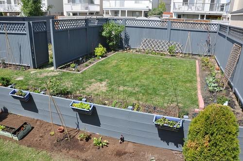 Garten update