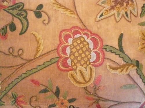 Crewel Detail