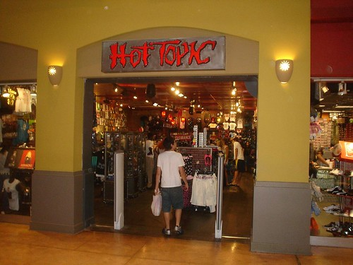 yet another hot topic