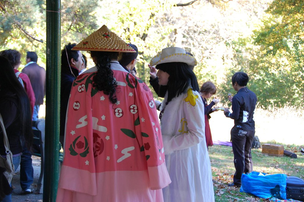 cosplay picnic high park 20