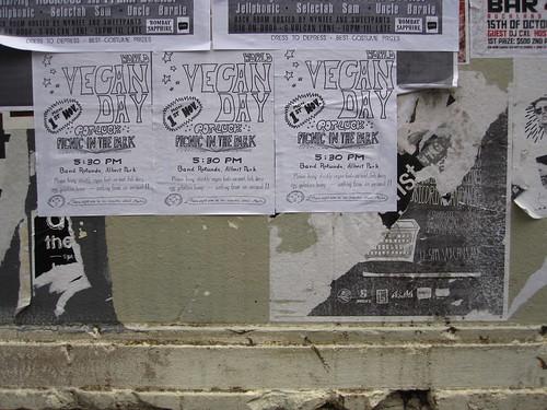 World Vegan Day Potluck