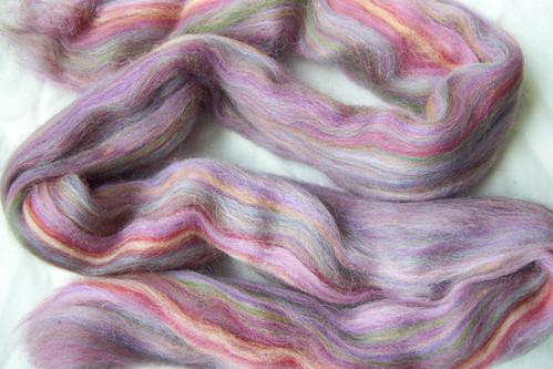 spinning fibre wave