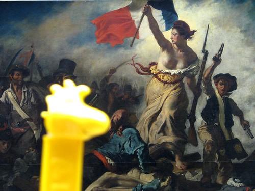 M.Soleil fait sa Revolution francaise, par PhOtOnQuAnTiQuE