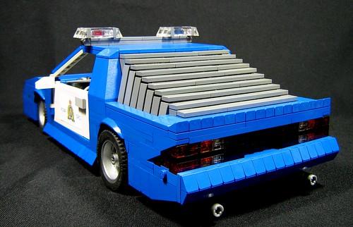 Camaro rear