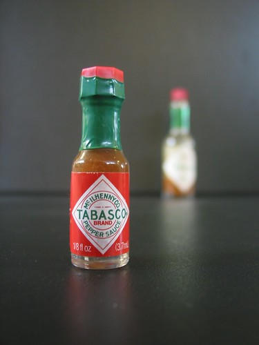 Teeny Tiny Tabasco on Flickr