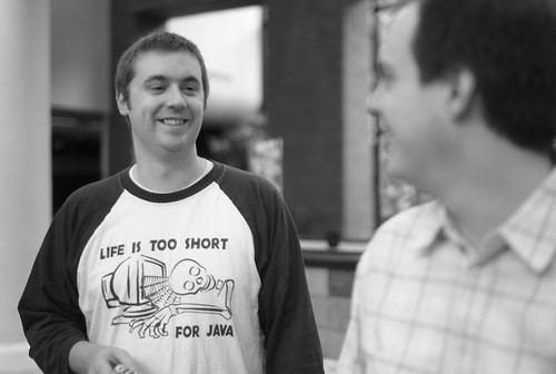Life is too short for Java