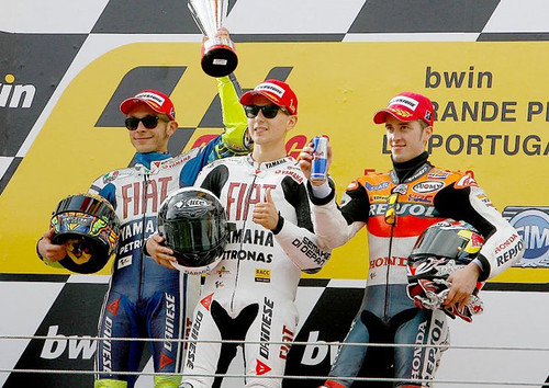 jg motor - podium at estoril portugal 2010