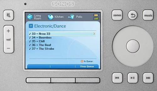 SIRIUS on Sonos