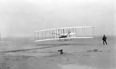 Unknown - First flight (1903)