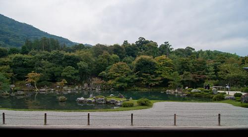 Tenryu-ji Garden