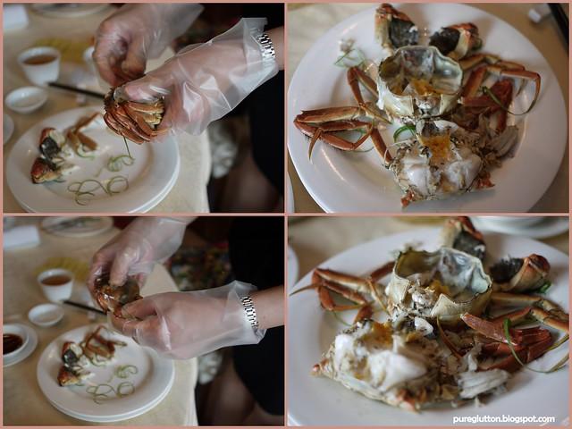 Hairy Crabs at EI-1