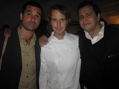 Dan Dunne, Grant Achatz, Simon Ford
