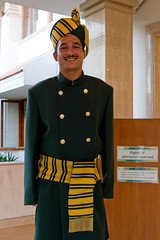 "IMG_5372: Doorman • <a style=""font-size:0.8em;"" href=""http://www.flickr.com/photos/54494252@N00/541818582/"" target=""_blank"">View on Flickr</a>"