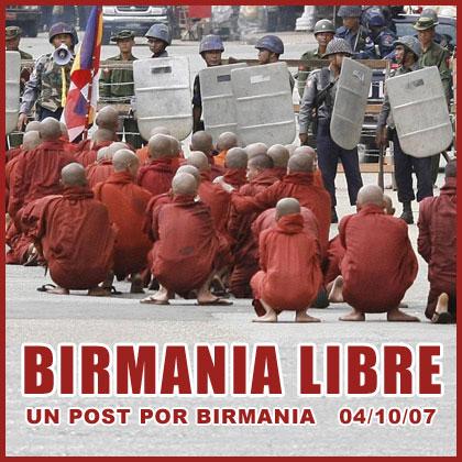 Birmania Libre