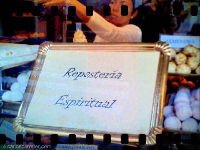 Repostería espiritual