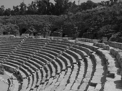 Ampitheatre in Beit She'an