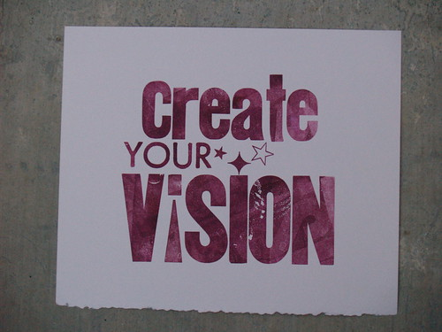 Lot 9 Press - Create your vision