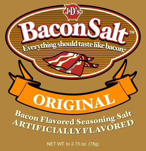 Bacon Salt - Original