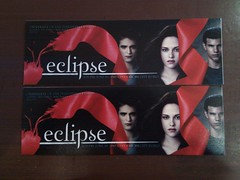Twilight: Eclipse Premiere Tickets!
