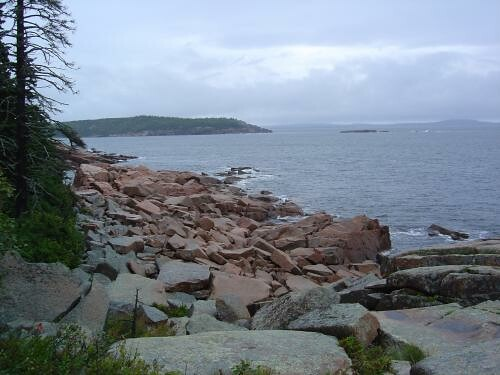 Ocean Trail, Acadia National Park