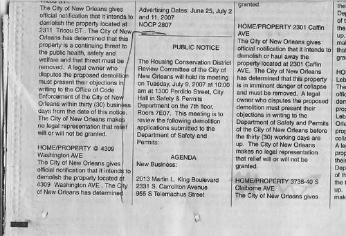 HCDRC Agenda July 9 2007 (1)