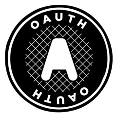 OAuth token -- not a final logo! by Chris Messina