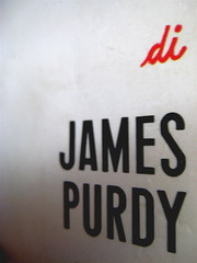 James Purdy, Il nipote, Longanesi 1969: cop. (part.) 2