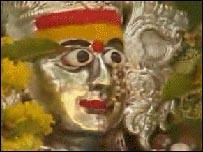Goddess Yellama