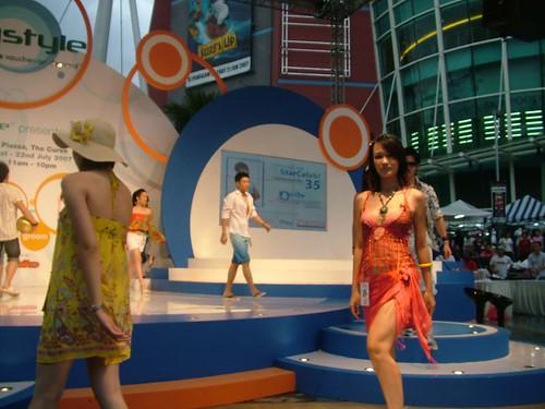 Summer wear showcase