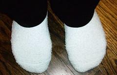 Gooey Socks