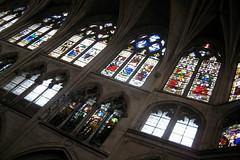 Paris - Latin Quarter: Église Saint-Séverin - ...