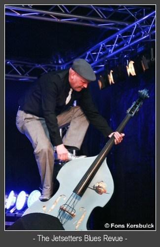 The Jetsetters Blues Revue