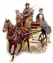 kuda kereta