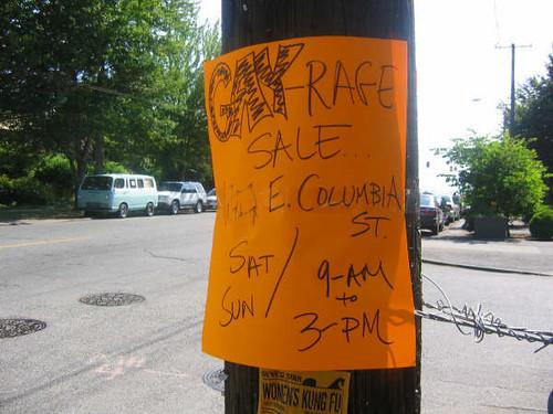 Gay-Rage Sale
