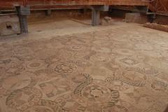 Ancient Greek MosaicMosaic floor, House of Dio...