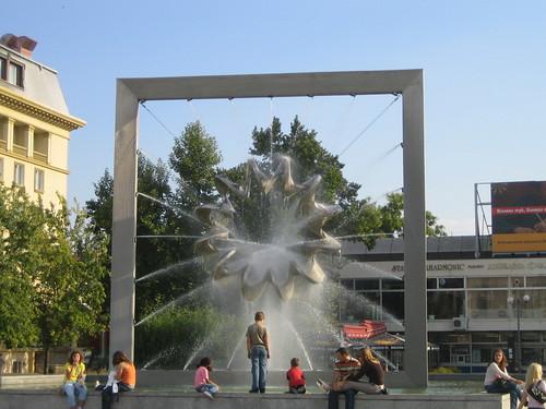 Още един фонтан
