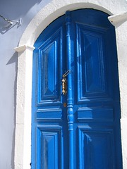 Door of Kastelorizo