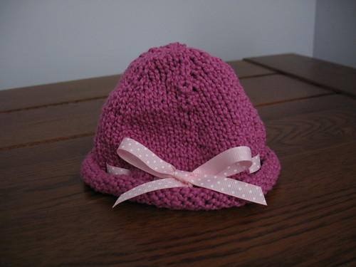 Bub's Baby Hat