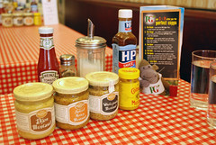 Mustards and sauces