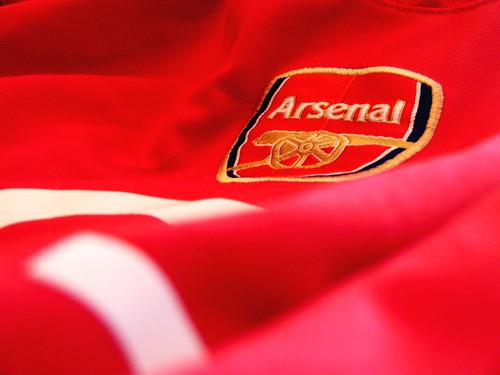The Arsenal 2004 Home Strip